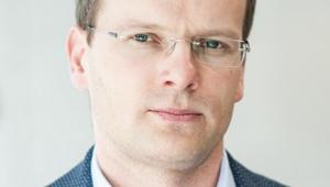 Wojciech Sak wiceprezes zarządu firmy Vulcan
