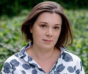 Łucja Kornaszewska-Antoniuk kierownik działu programów Fundacji Orange