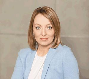 Cecylia Szymańska-Ban dyrektor ds. sektora edukacyjnego w Microsoft