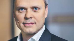 Mariusz Śpiewak, partner w PwC, lider zespołu usług doradczych dla sektora finansowego