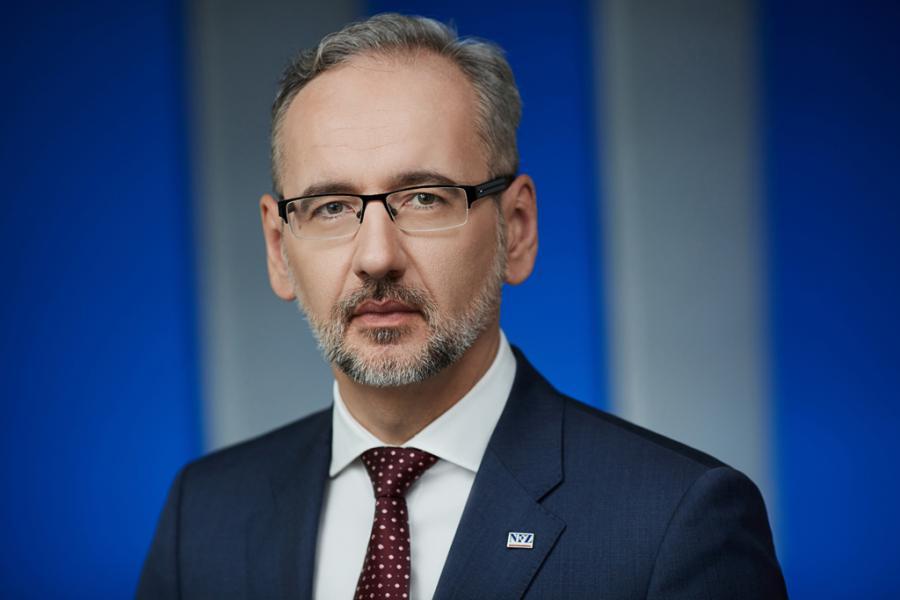 Adam Niedzielski, prezes NFZ