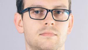 Dr Oskar Pietrewicz analityk w programie Azja i Pacyfik Polskiego Instytutu Spraw Międzynarodowych  fot. Materiały prasowe