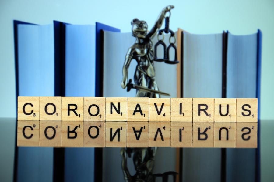 prawo, koronawirus