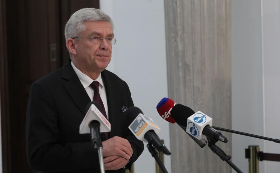 Wicemarszałek Stanisław Karczewski