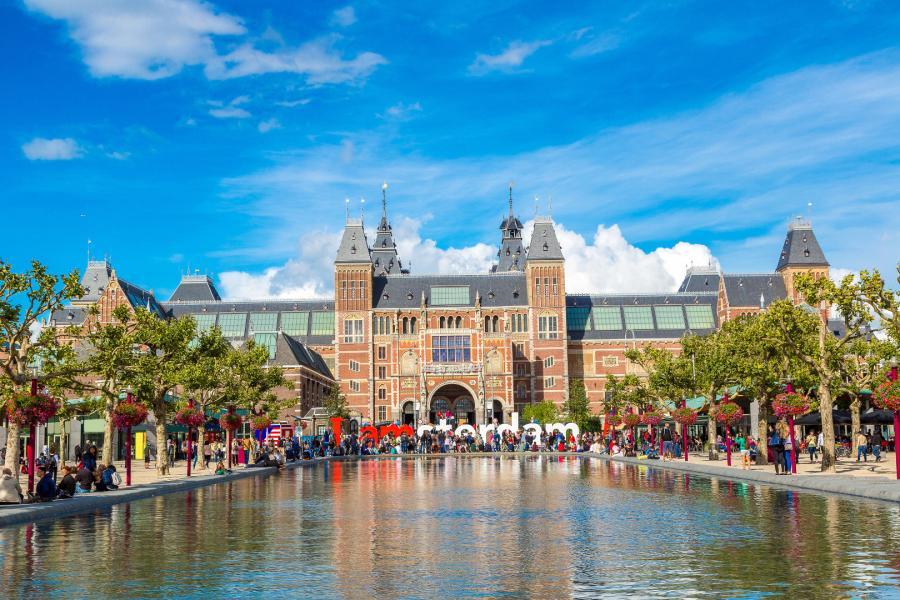 Rijksmuseum, Amsterdam, muzeum