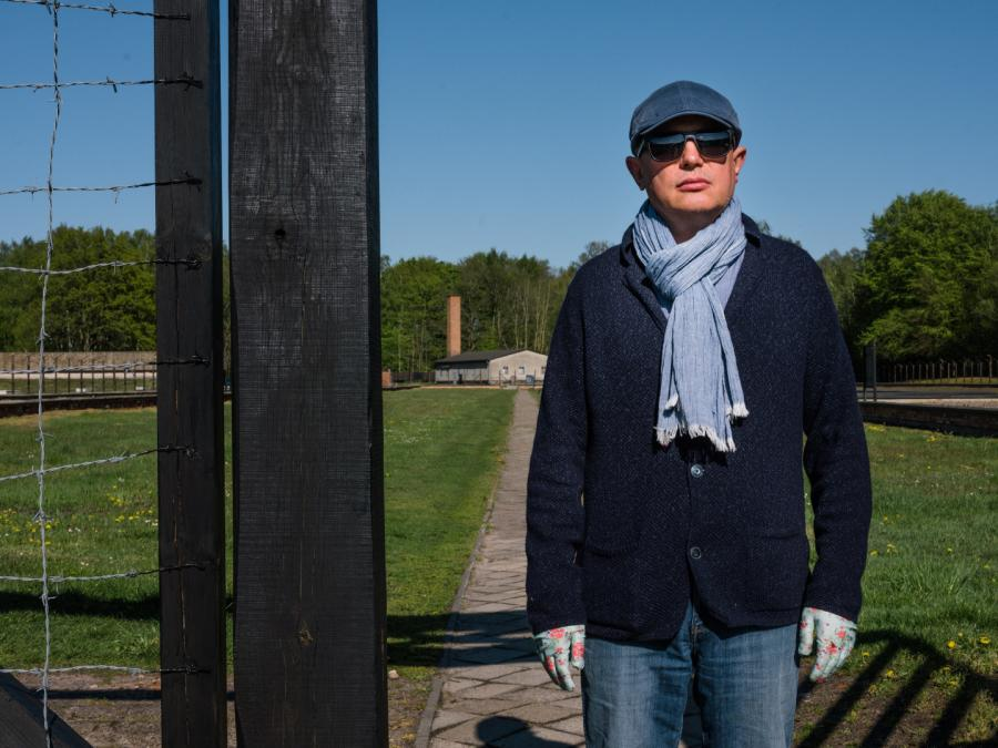 Piotr Tarnowski, dyrektor Muzeum Stutthof Fot. Maksymilian Rigamonti