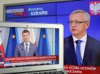 """""""Zdalna szkoła plus"""". 180 mln zł dla szkół i samorządów"""