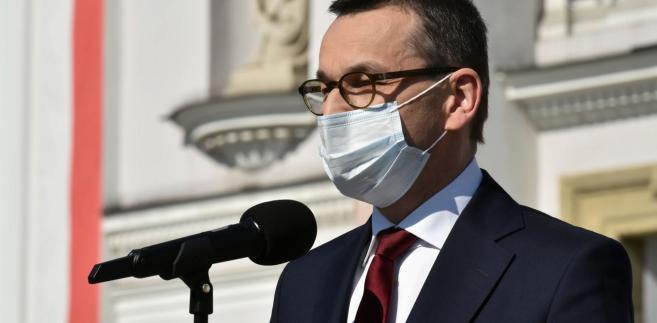 Morawiecki: Samorządy mogą wnioskować o finansowanie inwestycji