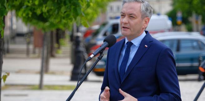 Biedroń zaprezentował pięć postulatów na rzecz wolnej kultury i mediów