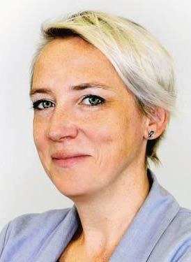Joanna Baranowska, zastępca dyrektora departamentu zarządzania systemami w Ministerstwie Cyfryzacji  fot. materiały prasowe