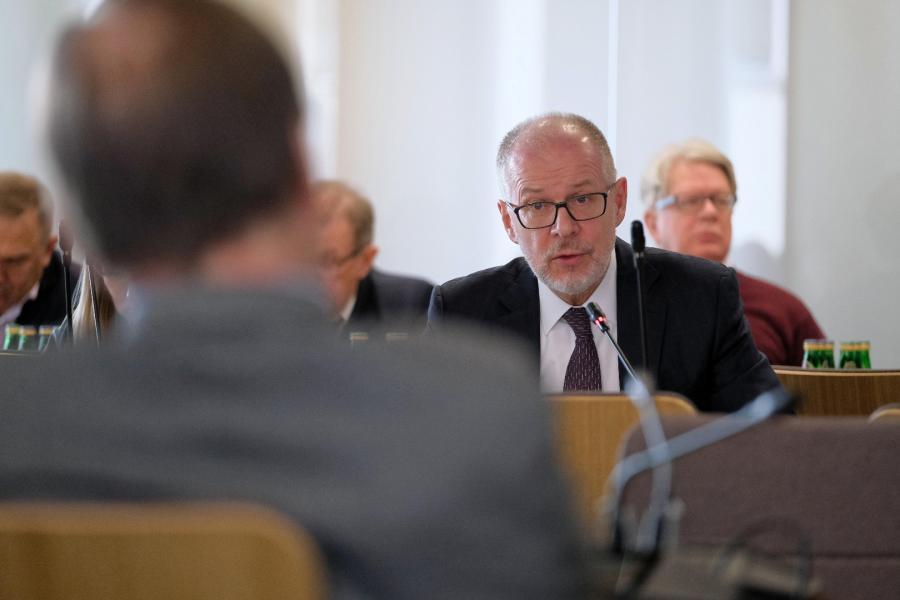 Prezes Naczelnej Rady Adwokackiej Jacek Trela