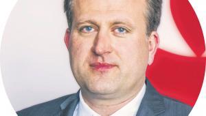 Norbert Skibiński dyrektor rozwoju, Veolia Energia Polska SA fot. Materiały prasowe