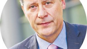 Jacek Szymczak prezes Izby Gospodarczej Ciepłownictwo Polskie fot. Marek Wiśniewski\Mat. prasowe