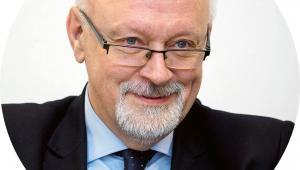 Grzegorz Podlewski wiceprzewodniczący zarządu Górnośląsko-Zagłębiowskiej Metropolii fot. Wojtek Górski