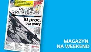 Magazyn DGP. Okładka 29 maja 2020