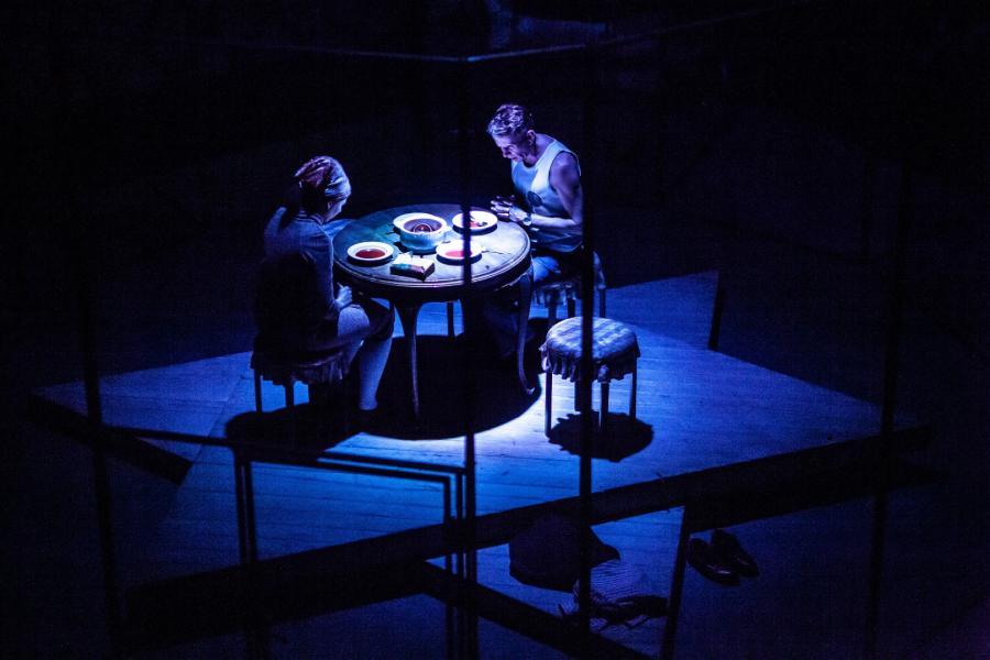 Kompleks Portnoya, Teatr WARSawy, fot. Rafał Meszka