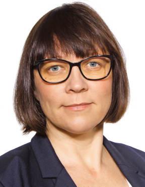 Anna Larsson dyrektor, Reloop Platform
