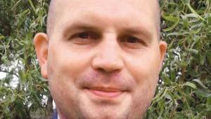 Arkadiusz Gasidło, kierownik działu agrotechniki w spółce Bielmar