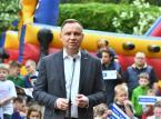 Duda: Należy chronić dzieci przed ideologią LGBT