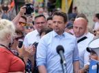 """Trzaskowski: Używanie słów """"Polska bez kogoś"""" jest dzieleniem Polaków"""