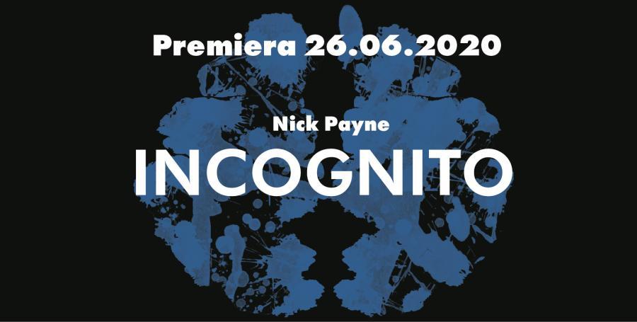 Incognito, Teatr WARSawy