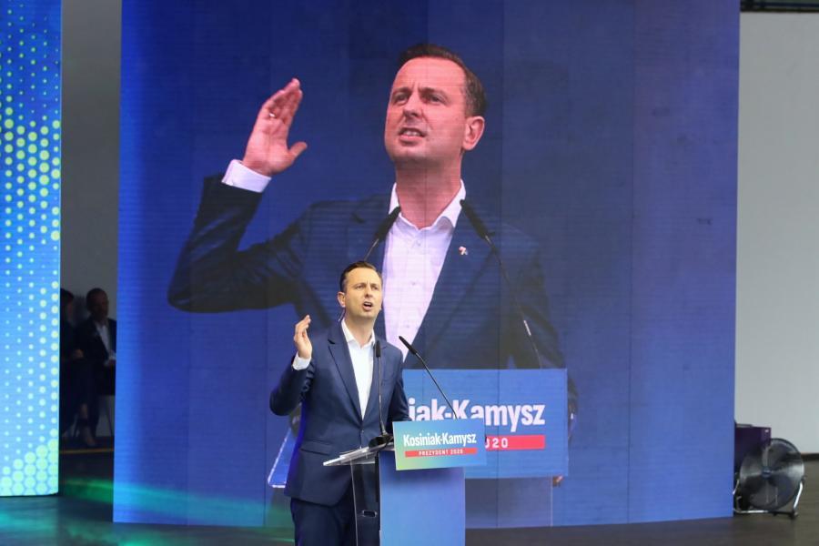 Kosiniak-Kamysz wybory 2020