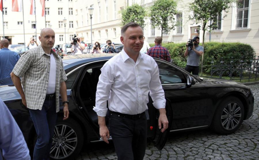 Andrzej Duda kraków
