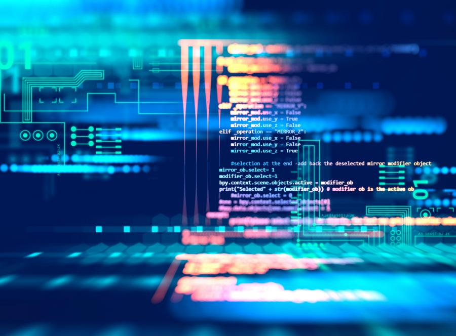 Programiści, IT, komputer, dane