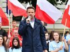 Trzaskowski pyta prezydenta Dudę o deklaracje rządów Zjednoczonej Prawicy i wzywa do debaty