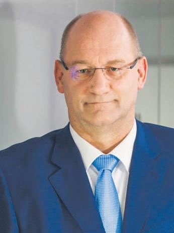 Jens Ocksen do końca czerwca był prezesem Volkswagen Poznań
