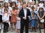Andrzej Duda przedstawi projekt zmian w konstytucji wykluczający adopcję dziecka przez osobę w związku jednopłciowym