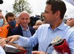 Trzaskowski: Jestem gotów na każdą formułę debaty poza ustawką na wiecu TVP
