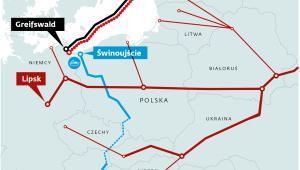 Gazowy wyścig między USA a Rosją