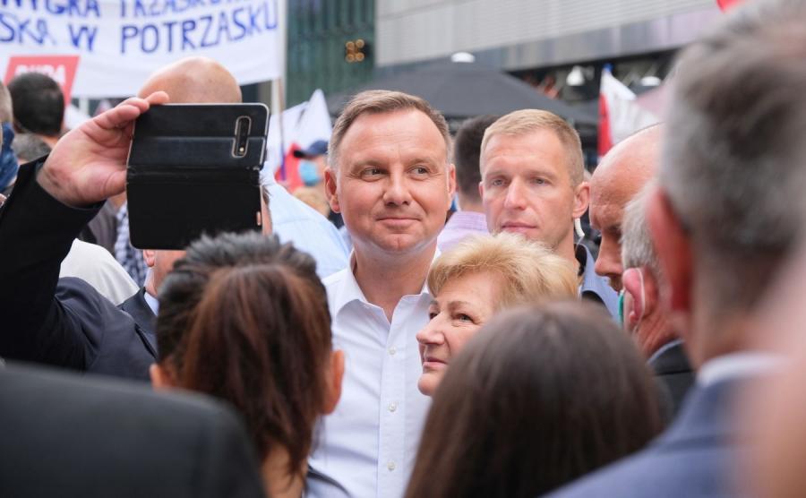 Andrzej Duda kampania
