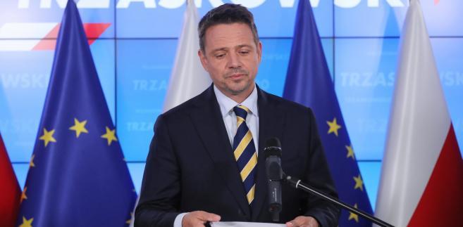 Trzaskowski: Będzie mój wniosek o ulicę Lecha Kaczyńskiego w Warszawie i to bardzo szybko
