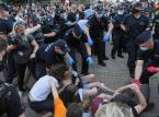 Protest LGBT w Warszawie. Policja: Zatrzymano 48 osób