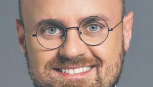 dr Robert Siwik, radca prawny i adiunkt w Instytucie Nauk Prawnych PAN fot. Tomasz Paweł Puchalski/mat. prasowe