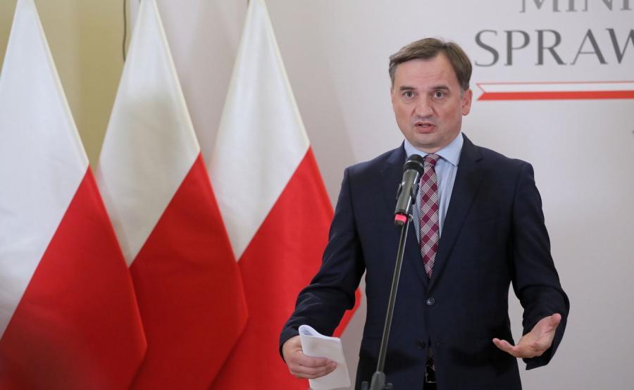 Zbigniew Ziobro o lgbt