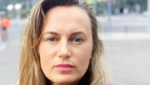 Monika Grochowska menedżerka kultury, producentka, kuratorka, scenarzystka, reżyserka. Od kwietnia 2019 r. zastępczyni dyrektora Instytutu Adama Mickiewicza  fot. Materiały prasowe