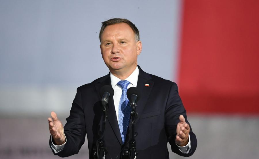 Andrzej Duda rada