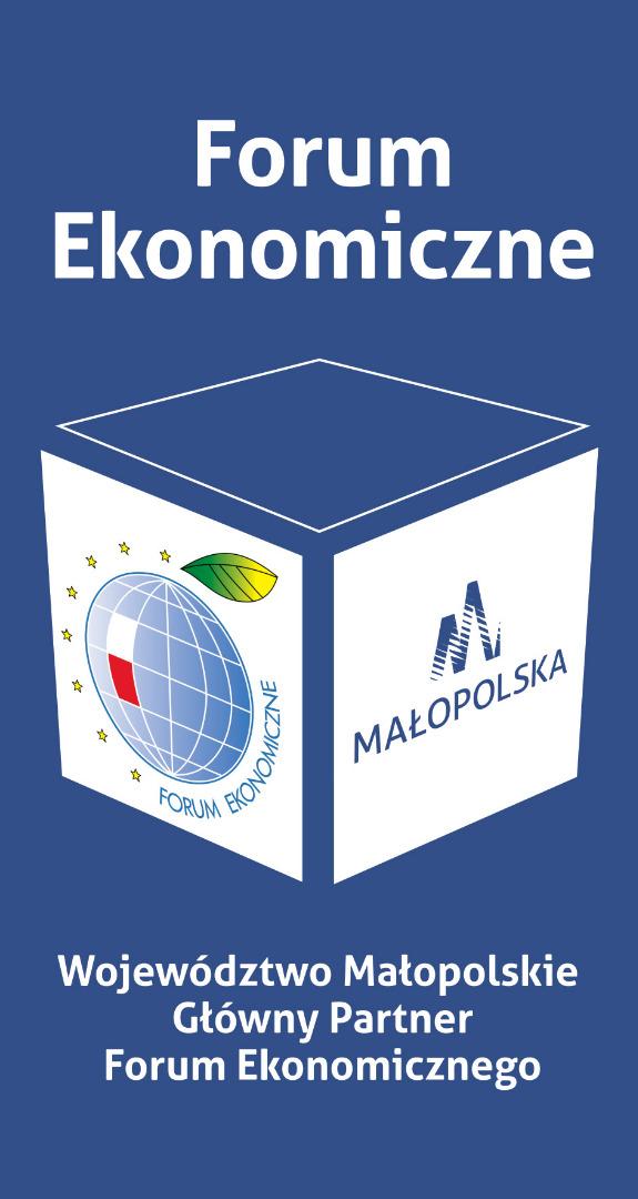Forum Ekonomiczne 2020 logo partnerskie