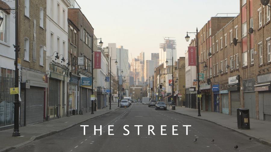 kadr z filmu Ulica Gentryfikacji 1