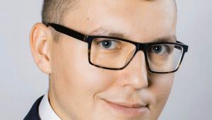 Damian Uszko biegły rewident, partner w HLB M2