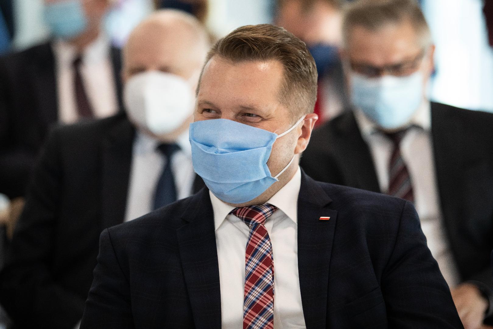 Czarnek: Nie możemy pozwolić na dyktaturę lewicowo-liberalną i lewacką na uczelniach - GazetaPrawna.pl - biznes, podatki, prawo, finanse, wiadomości, praca -