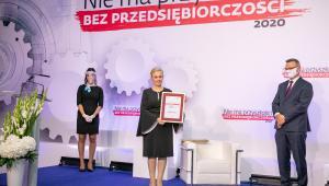 Beata Daszyńska-Muzyczka, prezes BGK fot. Ireneusz Rek
