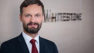 Mec. Tymon Kulczycki, partner zarządzający Whitestone Legal