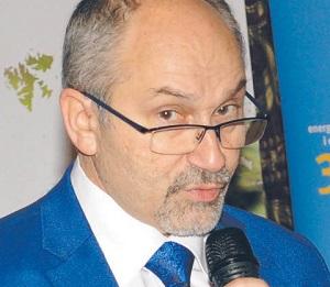 Aleksander Sobolewski dyrektor Instytutu Chemicznej Przeróbki Węgla