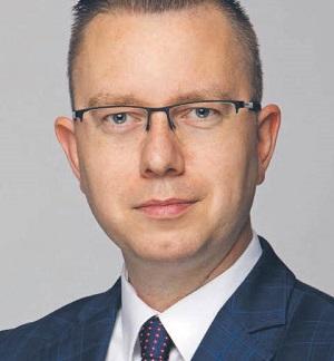 Krzysztof Kubów sekretarz stanu, szef Gabinetu Politycznego Prezesa Rady Ministrów, pełnomocnik rządu ds. gospodarki wodorowej