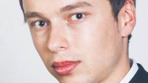 Łukasz Ozga radca prawny, wspólnik w kancelarii Płonka Ozga, ekspert prawny i członek Konwentu BCC fot. Marta Ankiersztejn/materiały prasowe