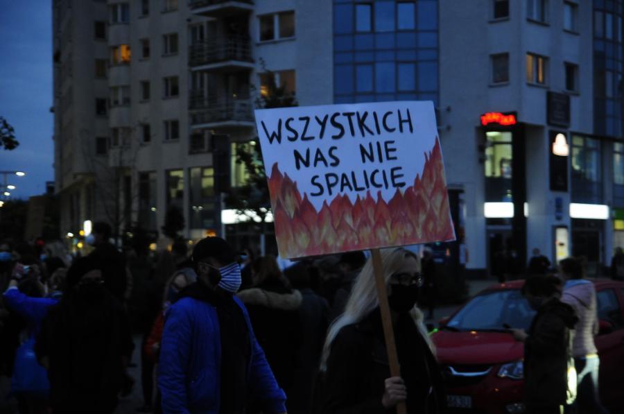 Blokada Ronda Wiatraczna w Warszawie 17